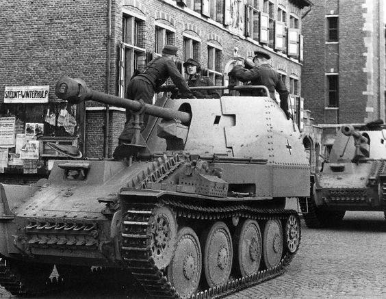 4137 - Трофеи на службе Германии - боеприпасы
