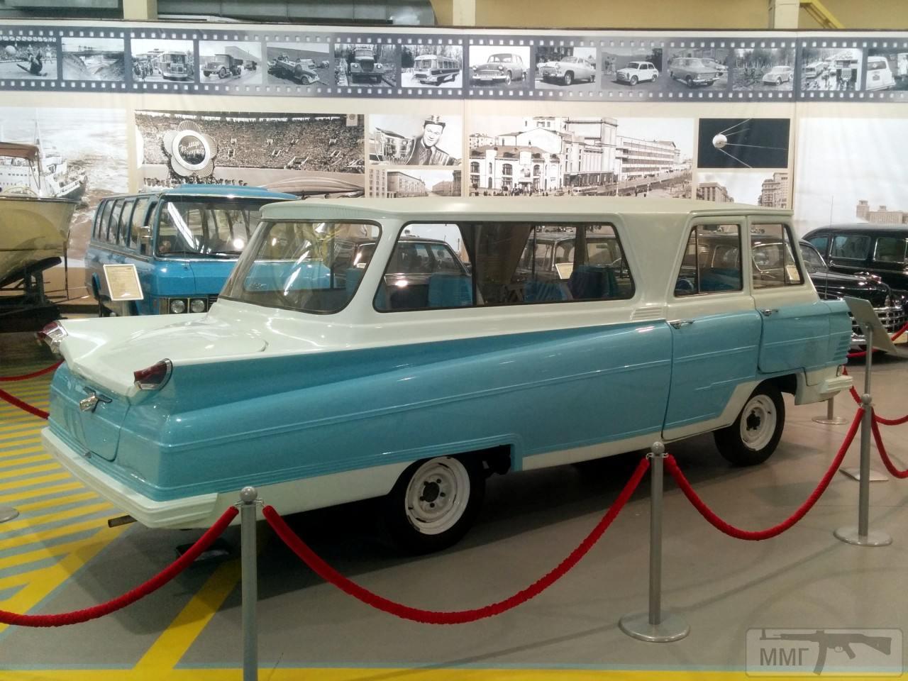 41370 - Музей техники Фаэтон в г. Запорожье