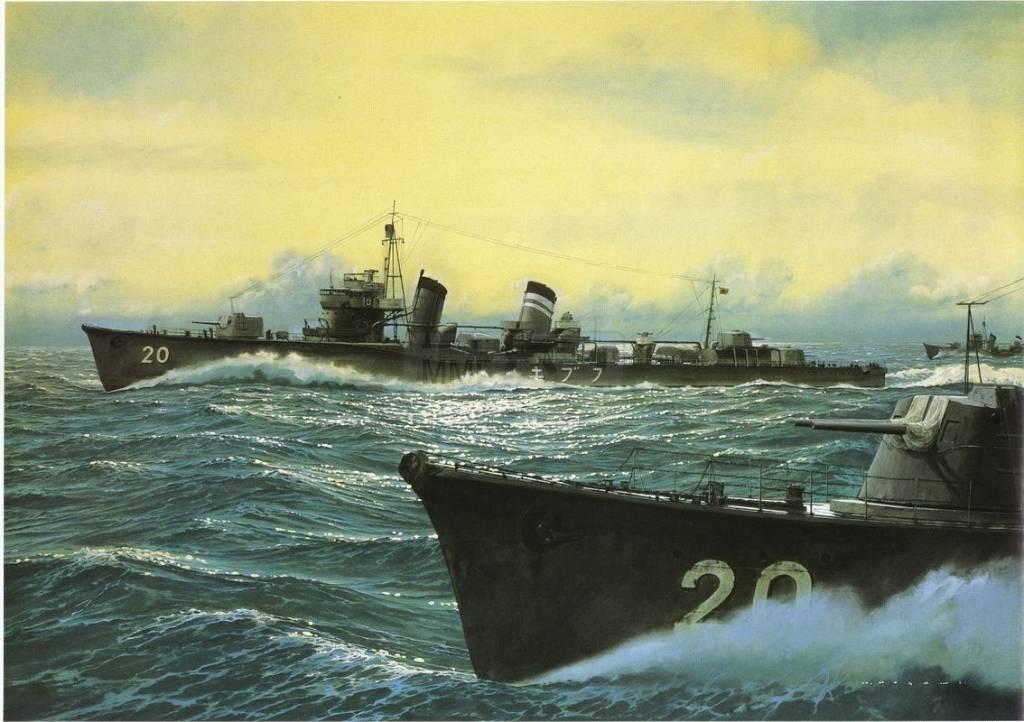 414 - Японский Императорский Флот