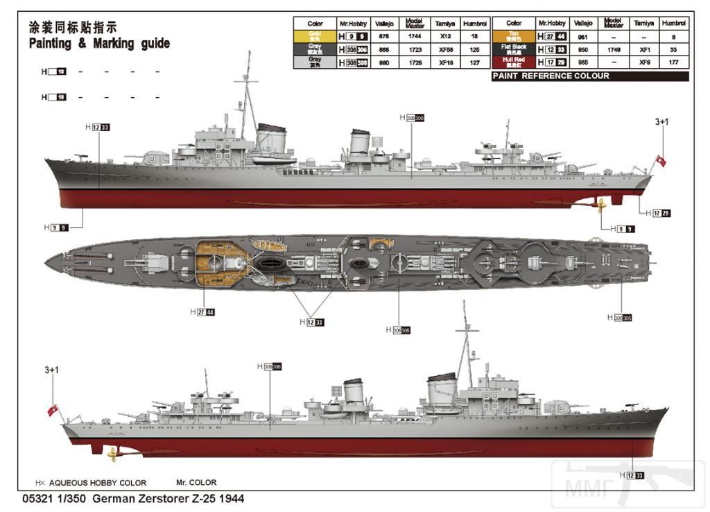 4143 - Германский флот 1914-1945