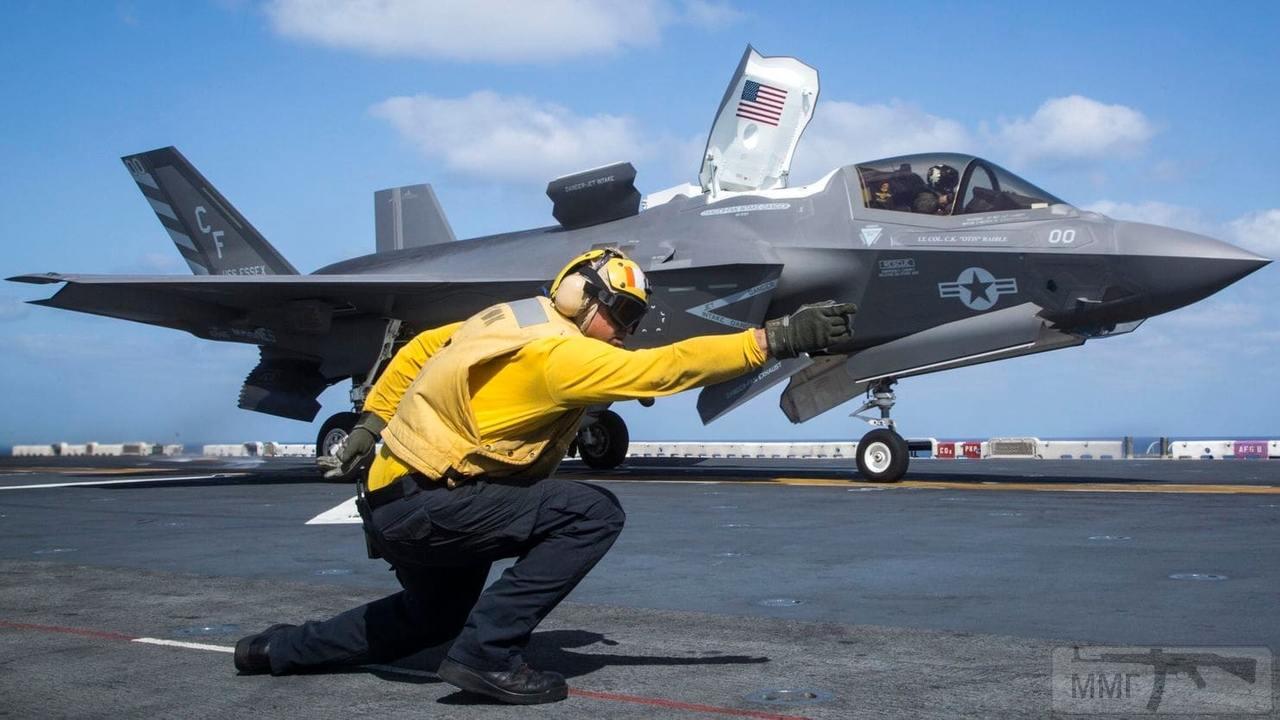41487 - F-35 и программа JSF