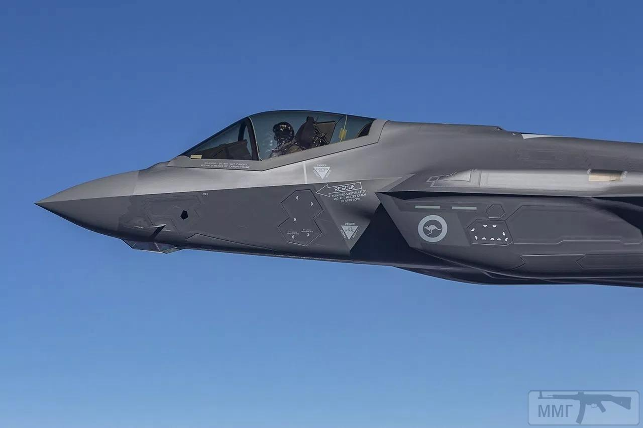 41493 - F-35 и программа JSF