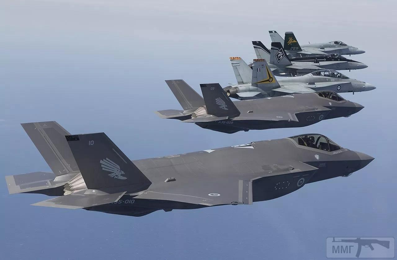 41494 - F-35 и программа JSF