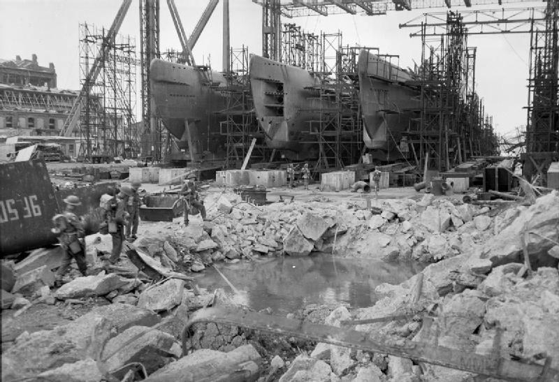 4150 - Волчьи Стаи - Германские подводные лодки двух мировых войн
