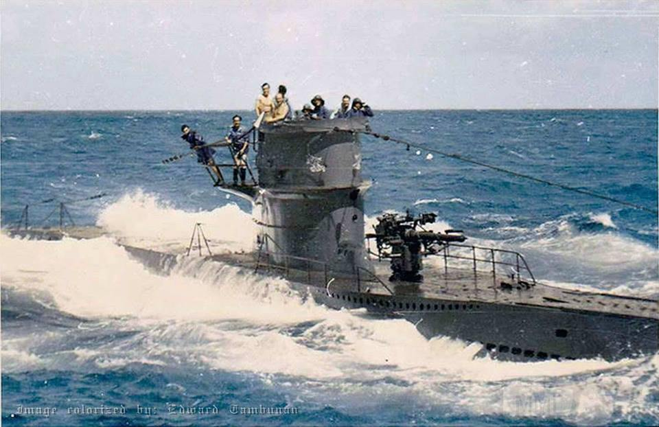 4151 - Волчьи Стаи - Германские подводные лодки двух мировых войн