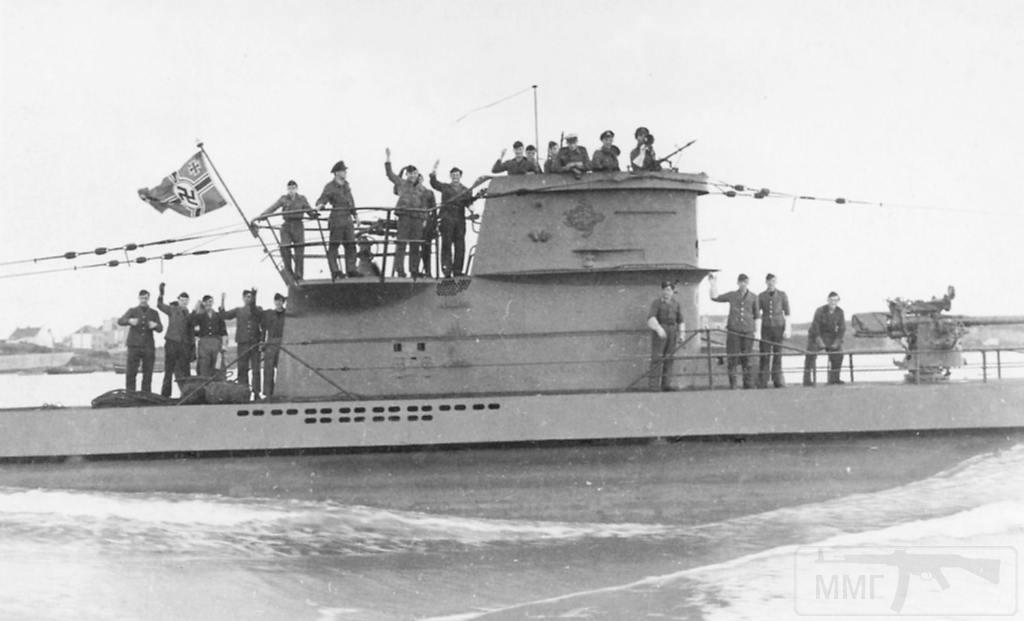 4153 - Волчьи Стаи - Германские подводные лодки двух мировых войн
