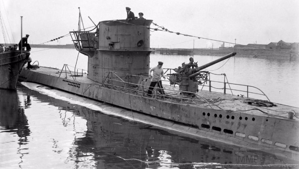 4154 - Волчьи Стаи - Германские подводные лодки двух мировых войн