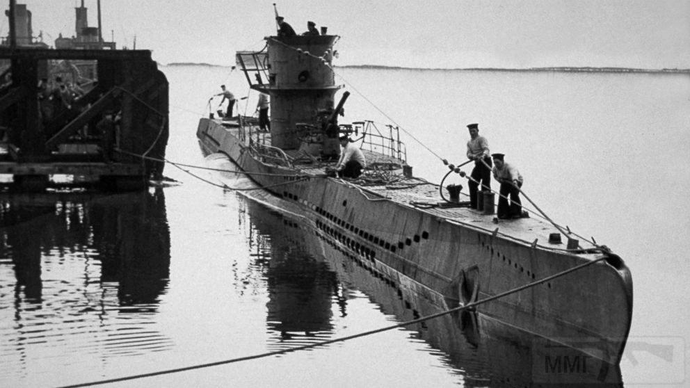 4155 - Волчьи Стаи - Германские подводные лодки двух мировых войн