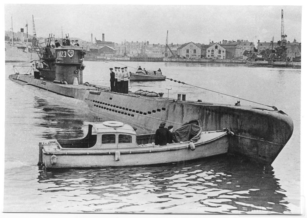 4157 - Волчьи Стаи - Германские подводные лодки двух мировых войн