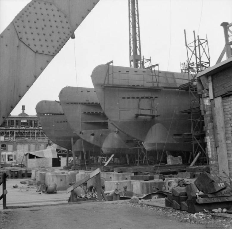 4158 - Волчьи Стаи - Германские подводные лодки двух мировых войн