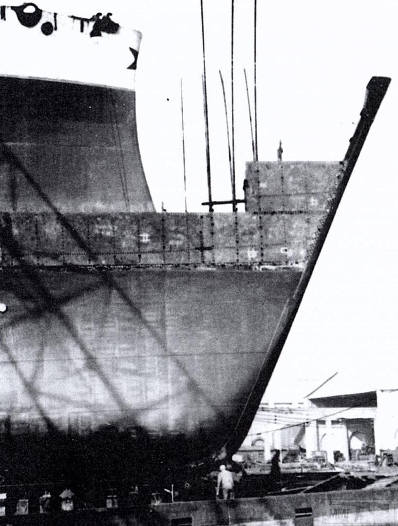 41617 - Модернизация линкора Conte di Cavour