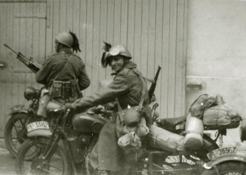4162 - Союзники Германии на Восточном фронте