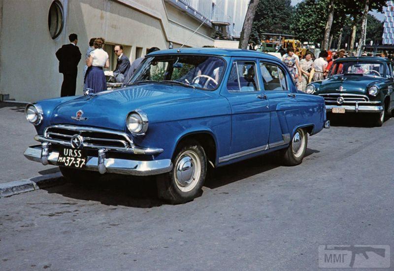 41840 - Автопром СССР