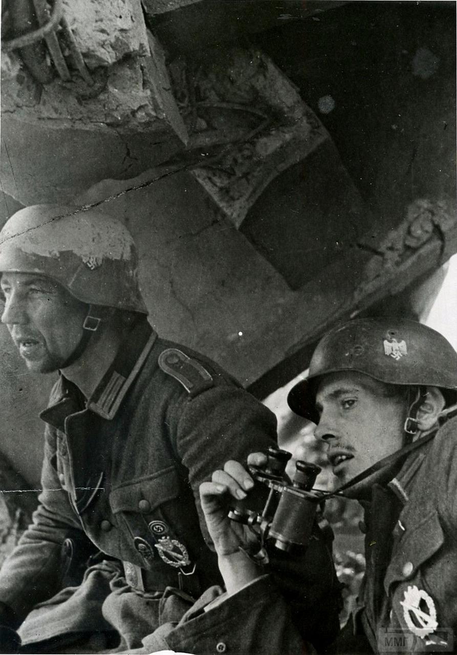 41866 - Военное фото 1941-1945 г.г. Восточный фронт.