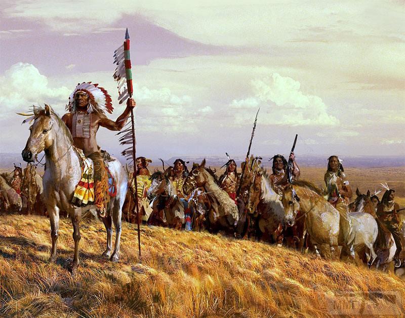 41902 - Индейские войны
