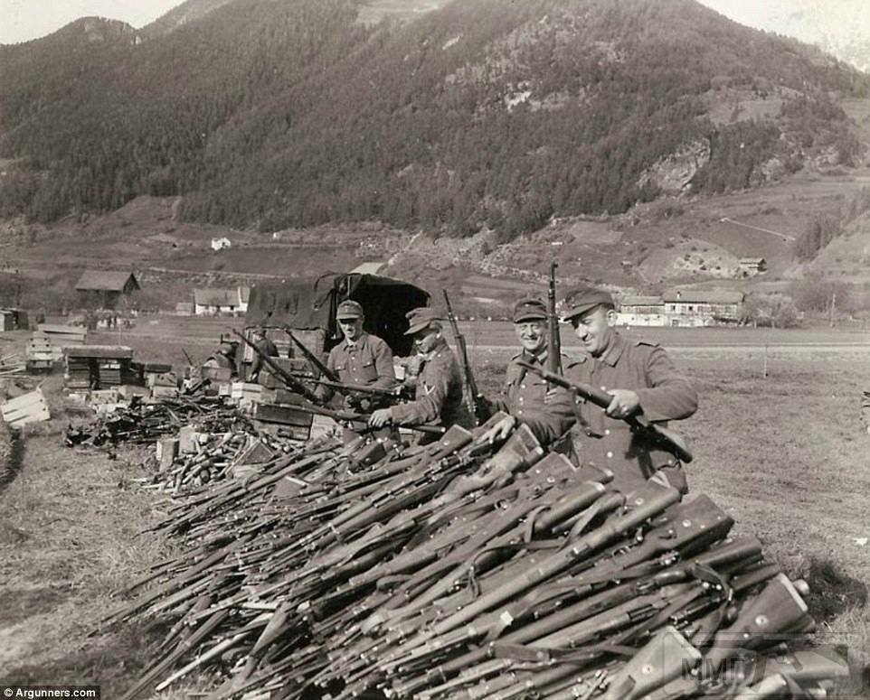41964 - Военное фото 1939-1945 г.г. Западный фронт и Африка.