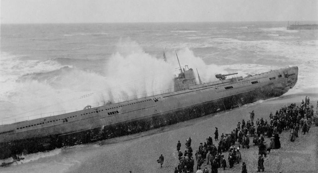 4202 - Волчьи Стаи - Германские подводные лодки двух мировых войн
