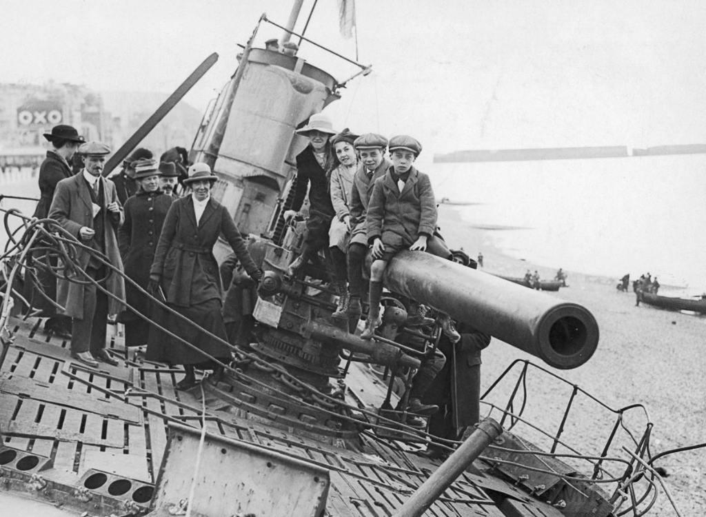 4203 - Волчьи Стаи - Германские подводные лодки двух мировых войн