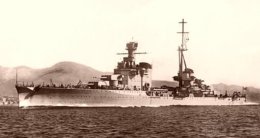 4226 - Regia Marina - Italian Battleships Littorio Class и другие...