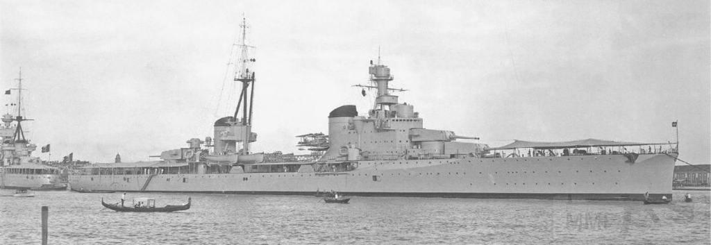 4227 - Regia Marina - Italian Battleships Littorio Class и другие...