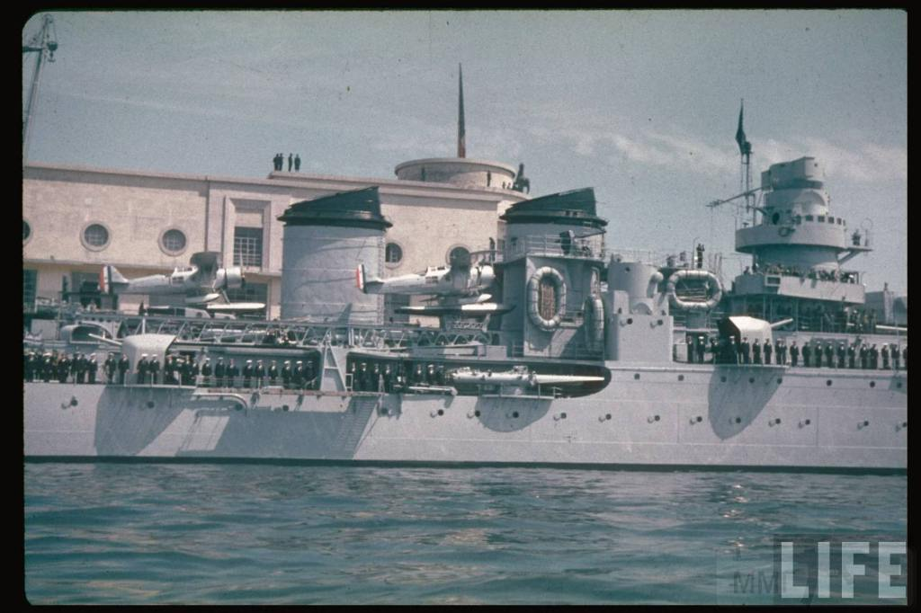 4231 - Italian light cruiser Giuseppe Garibaldi