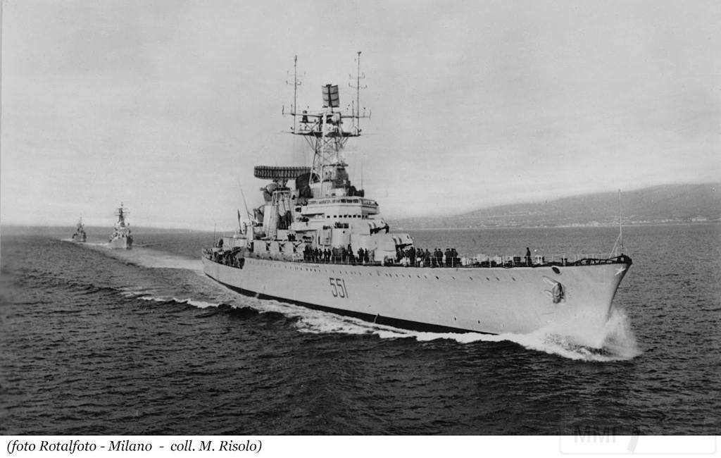 4234 - Regia Marina - Italian Battleships Littorio Class и другие...