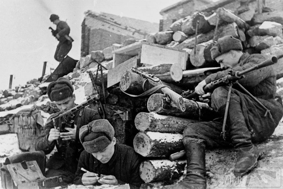 42388 - Военное фото 1941-1945 г.г. Восточный фронт.