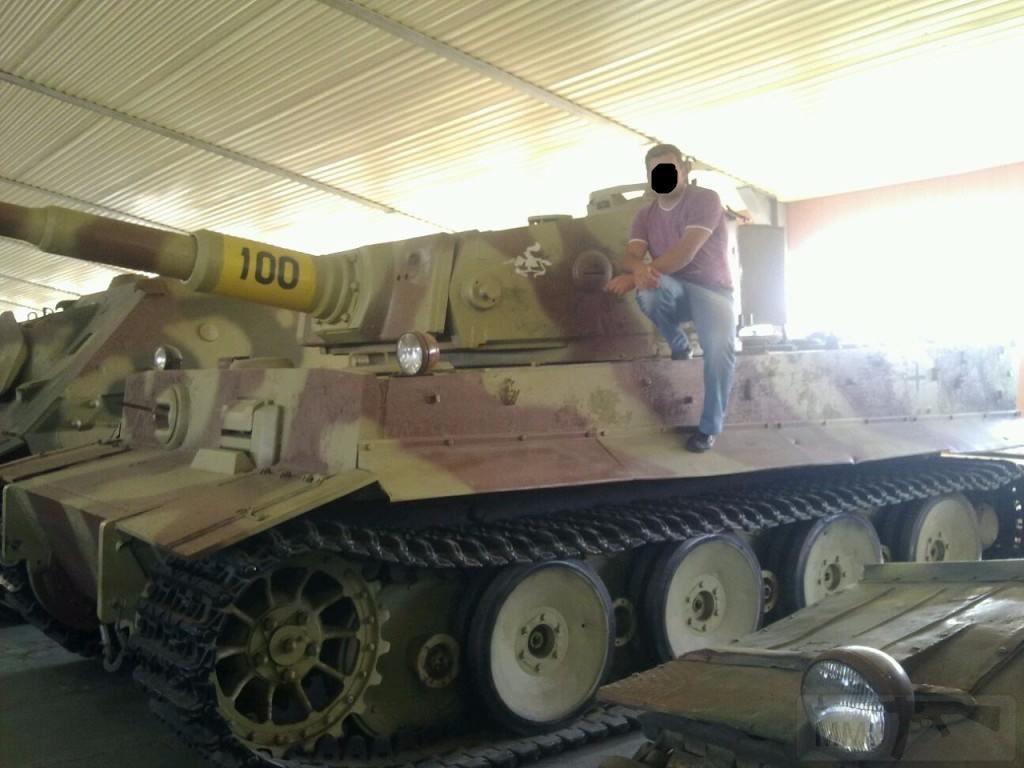 4244 - Танковий музей Кубинка
