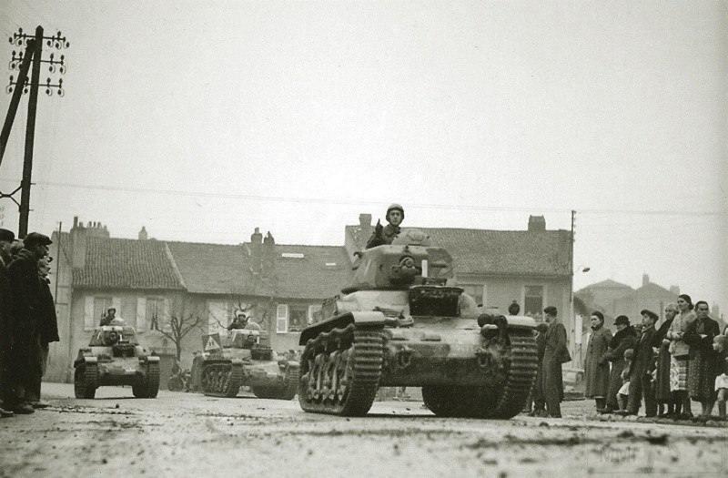 4280 - Французская кампания 1939-1940