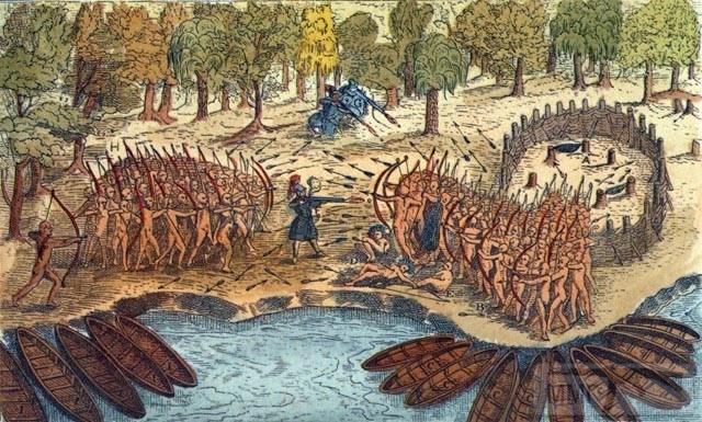 42904 - Индейские войны