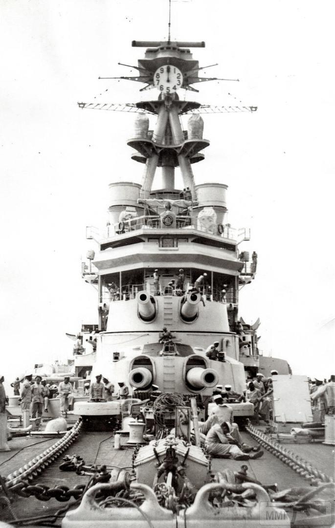 42936 - Линкор Minas Gerais, 1942 г.