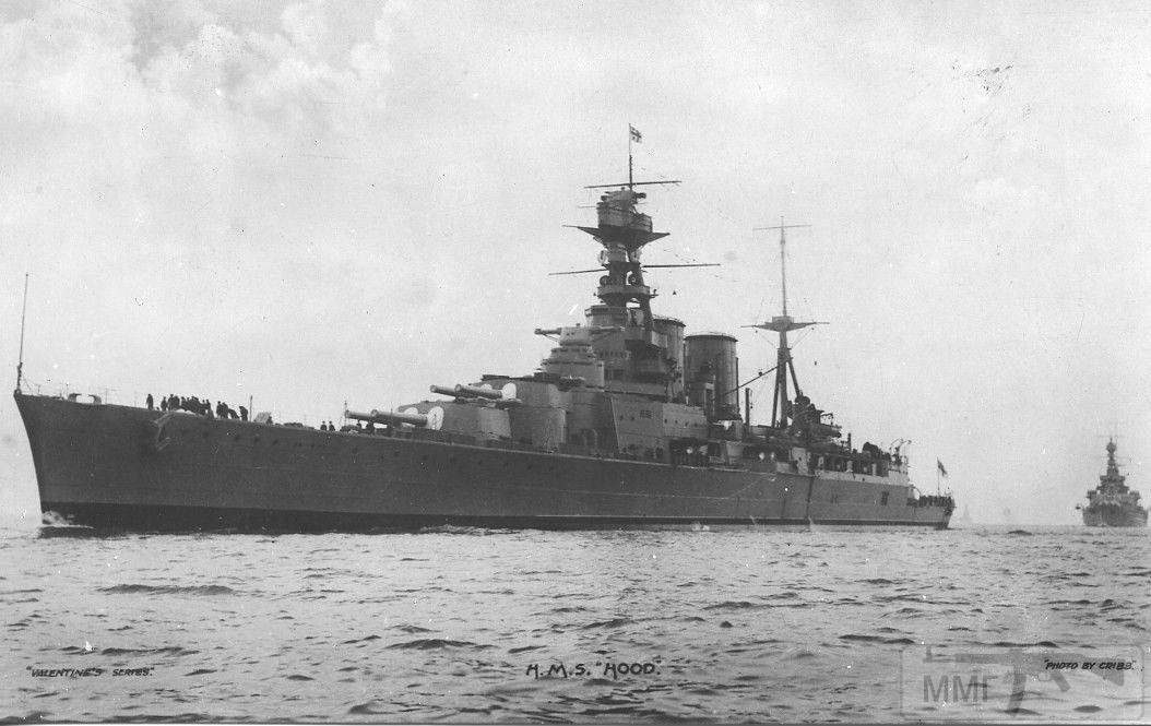 42943 - HMS Hood