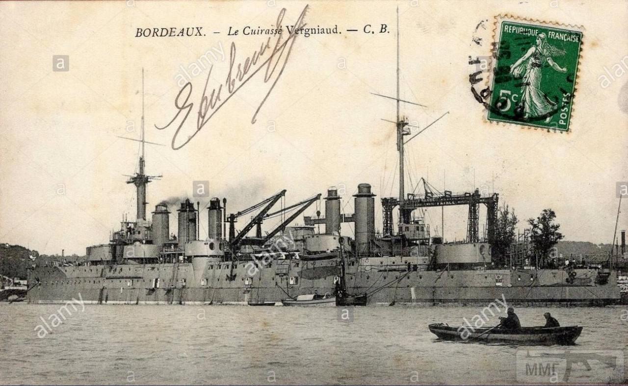 42955 - Броненосец Vergniaud
