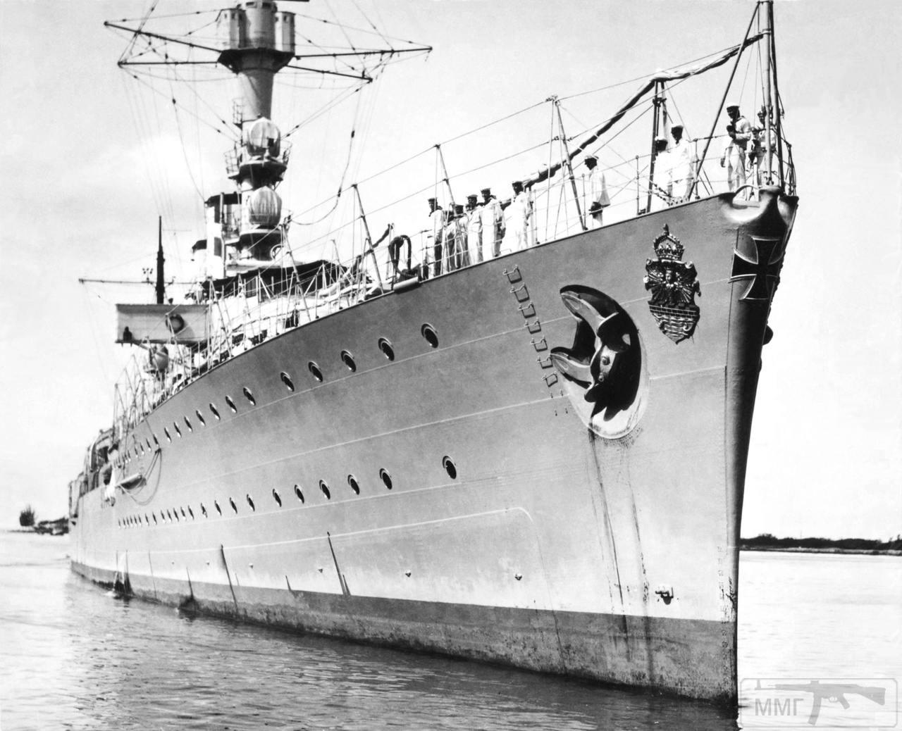 42958 - Легкий крейсер Emden