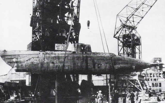 4298 - Волчьи Стаи - Германские подводные лодки двух мировых войн