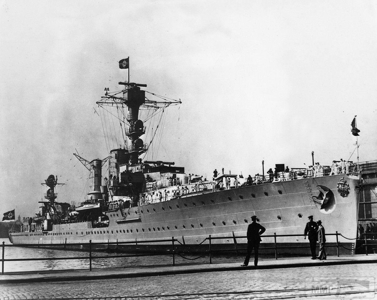 42994 - Легкий крейсер Emden