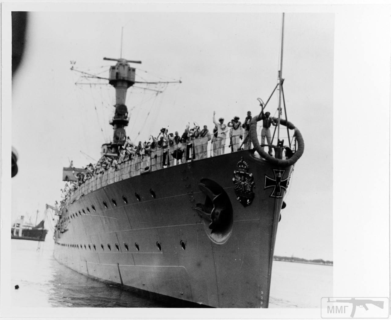 42995 - Легкий крейсер Emden