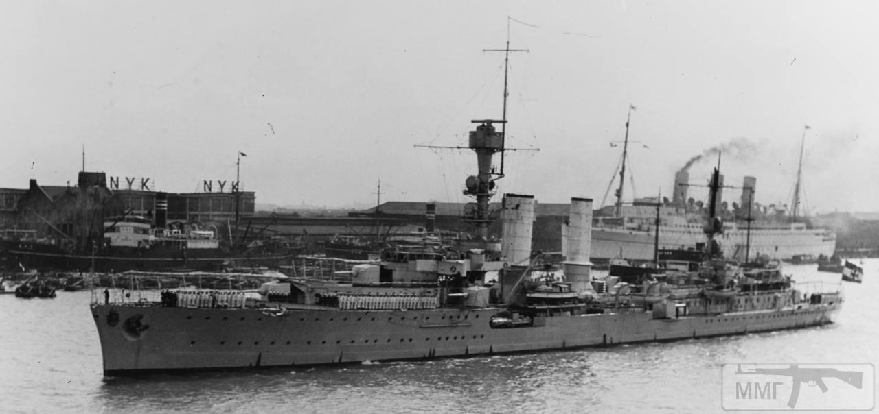 42996 - Легкий крейсер Emden