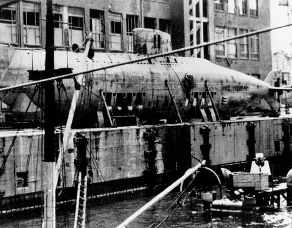 4301 - Волчьи Стаи - Германские подводные лодки двух мировых войн