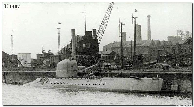 4302 - Волчьи Стаи - Германские подводные лодки двух мировых войн