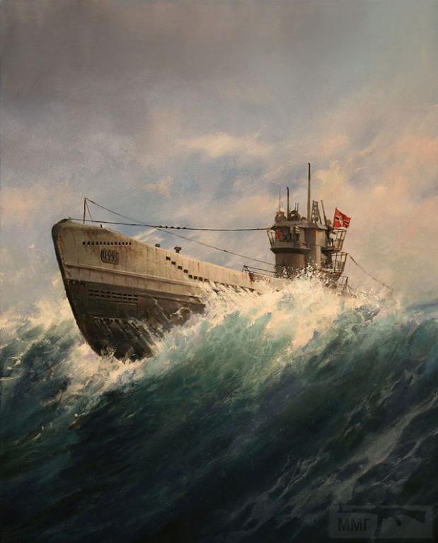 4308 - Волчьи Стаи - Германские подводные лодки двух мировых войн
