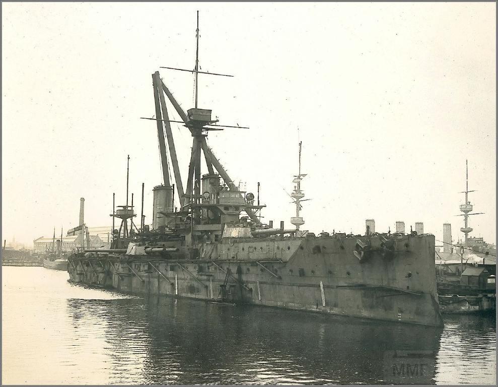4309 - Броненосцы, дредноуты, линкоры и крейсера Британии