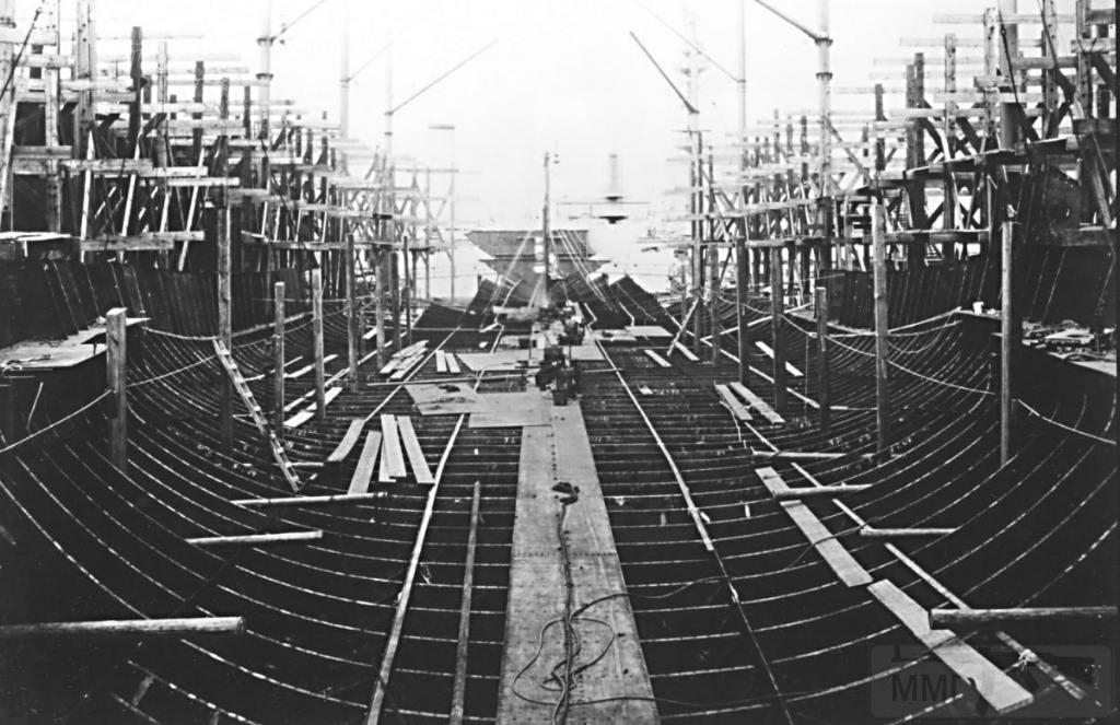 4310 - Броненосцы, дредноуты, линкоры и крейсера Британии