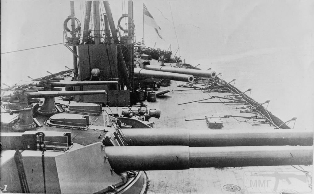 4311 - Броненосцы, дредноуты, линкоры и крейсера Британии