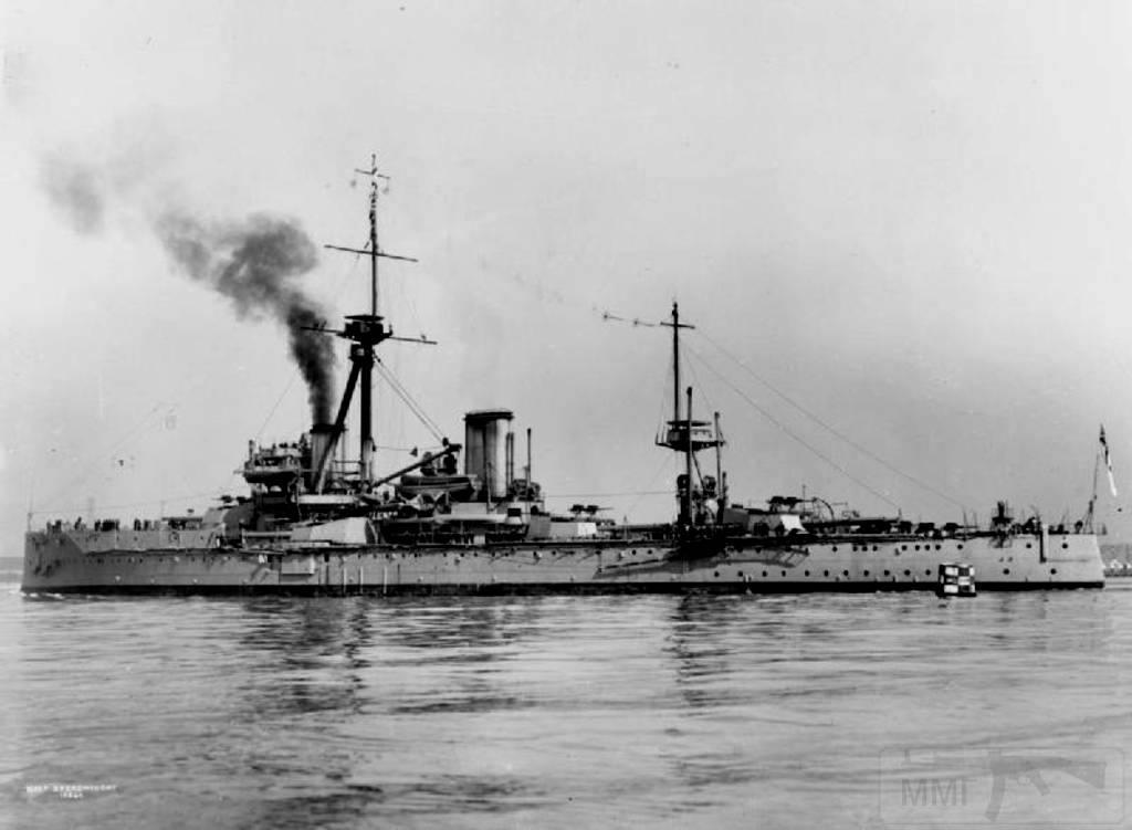4312 - Броненосцы, дредноуты, линкоры и крейсера Британии