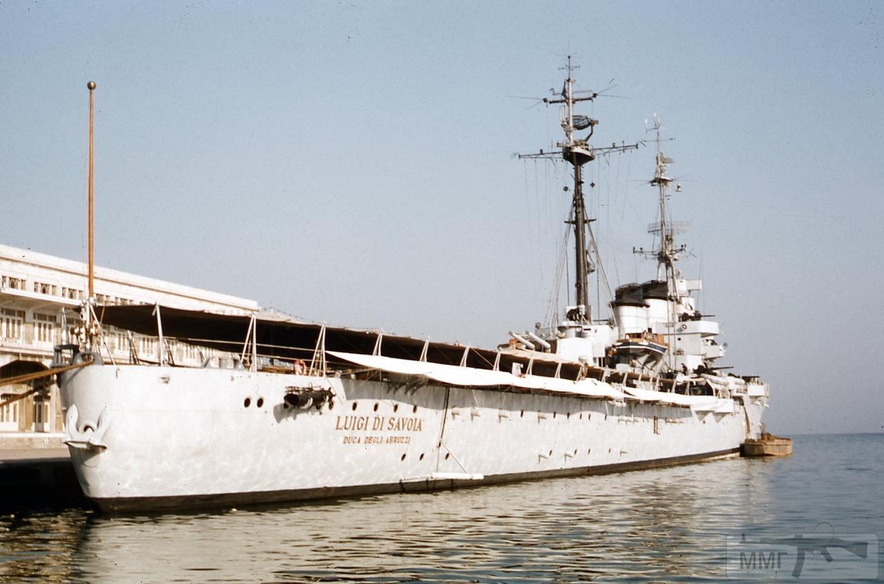 43175 - Легкий крейсер Luigi di Savoia Duca degli Abruzzi