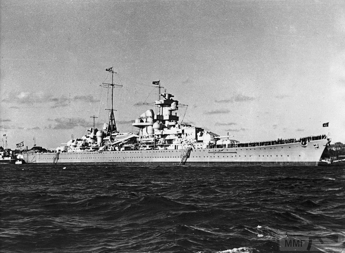 43229 - Тяжелый крейсер Blücher