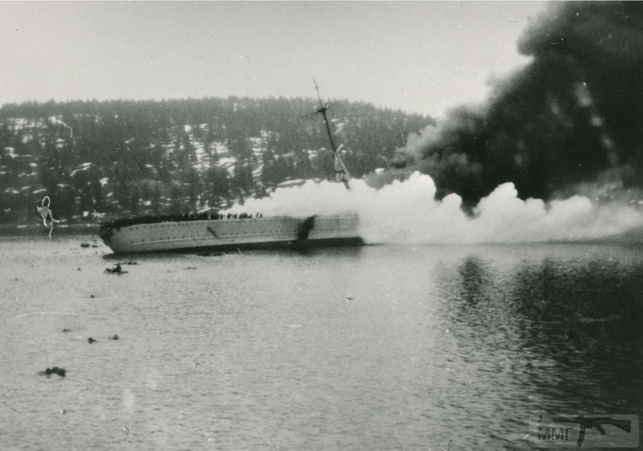 43230 - Тяжелый крейсер Blücher