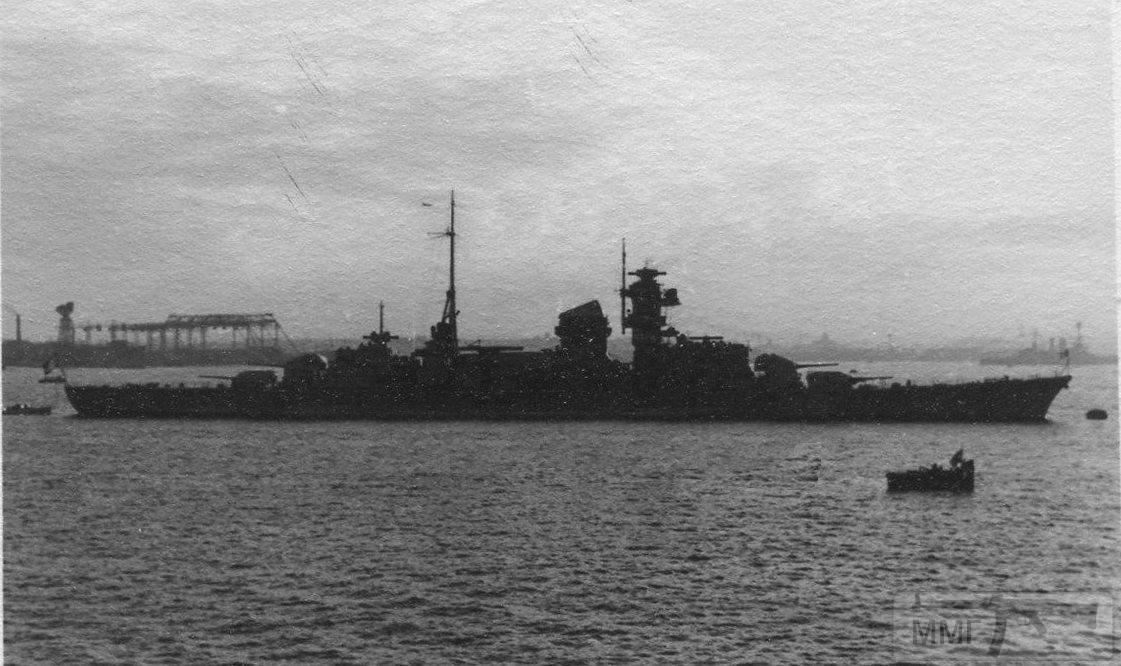 43232 - Тяжелый крейсер Blücher