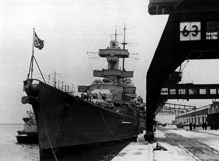 43233 - Тяжелый крейсер Blücher